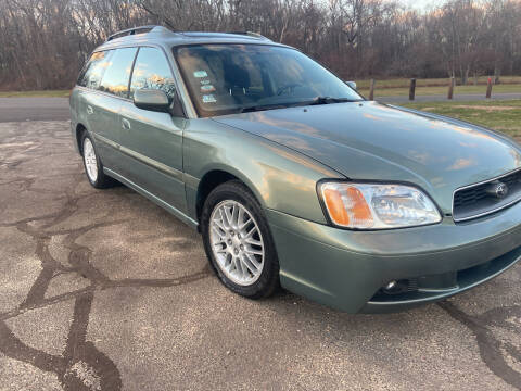 2004 Subaru Legacy for sale at Choice Motor Car in Plainville CT