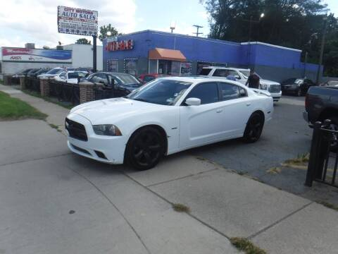2013 Dodge Charger for sale at City Motors Auto Sale LLC in Redford MI