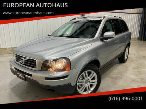 2011 Volvo XC90 for sale at EUROPEAN AUTOHAUS in Holland MI