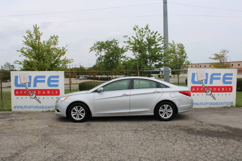 2013 Hyundai Sonata for sale at LIFE AFFORDABLE AUTO SALES in Columbus OH