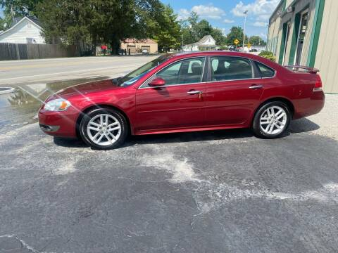 2011 Chevrolet Impala for sale at MOES AUTO SALES in Spiceland IN