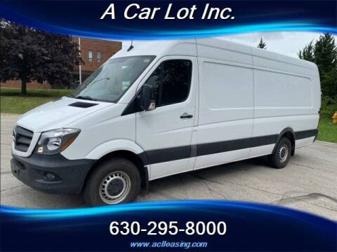 2017 Mercedes-Benz Sprinter for sale at A Car Lot Inc. in Addison IL