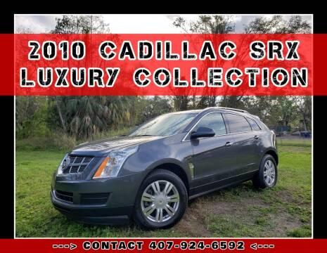 2010 Cadillac SRX for sale at AFFORDABLE ONE LLC in Orlando FL