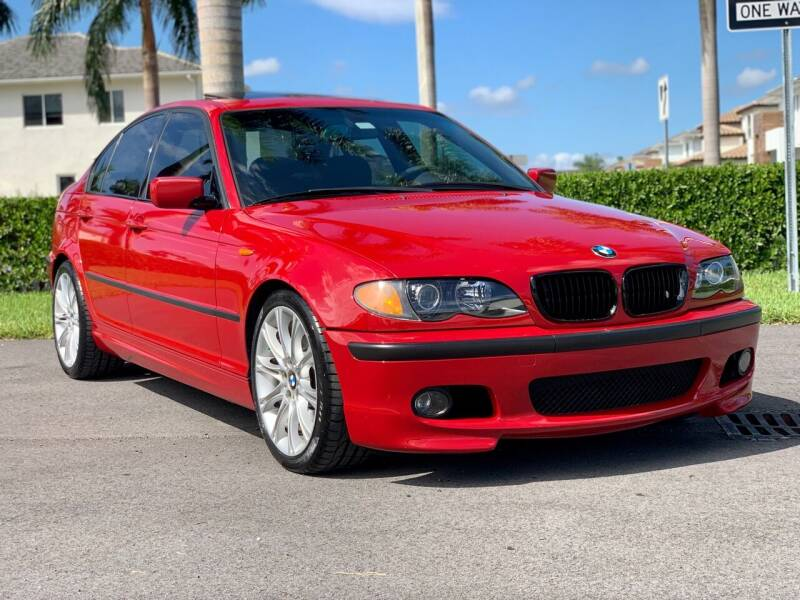2004 BMW 3 Series for sale at Vintage Point Corp in Miami FL