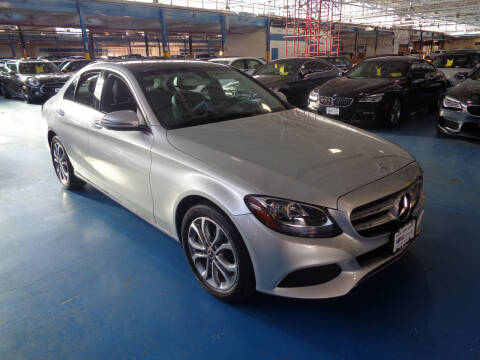 2017 Mercedes-Benz C-Class for sale at VML Motors LLC in Teterboro NJ