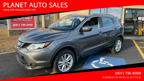 2019 Nissan Rogue Sport for sale at PLANET AUTO SALES in Lindon UT