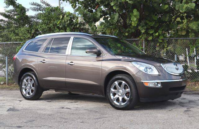 2010 Buick Enclave for sale at No 1 Auto Sales in Hollywood FL