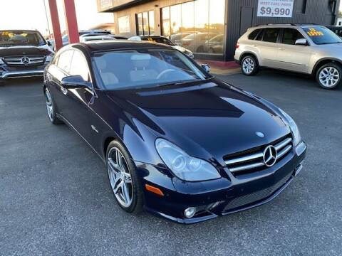 2011 Mercedes-Benz CLS for sale at JQ Motorsports East in Tucson AZ