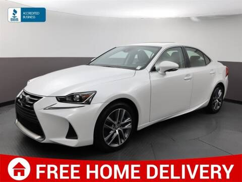 2018 Lexus IS 300 for sale at Florida Fine Cars - West Palm Beach in West Palm Beach FL