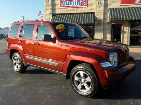 2008 Jeep Liberty for sale at Austins At The Lake in Lakeview OH