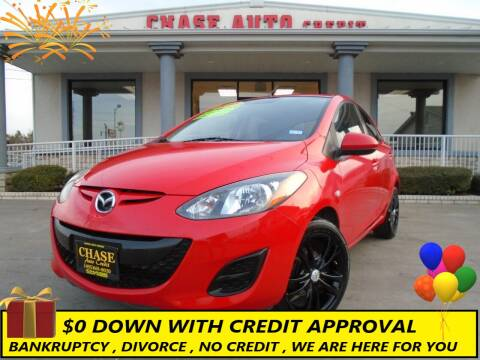 2013 Mazda MAZDA2 for sale at Chase Auto Credit in Oklahoma City OK