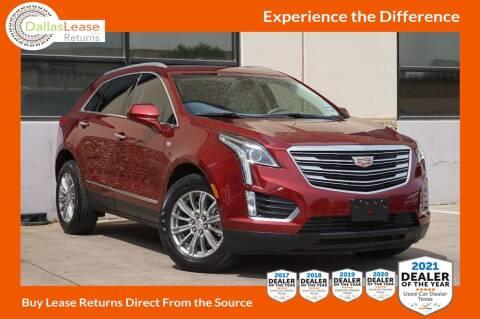 2017 Cadillac XT5 for sale at Dallas Auto Finance in Dallas TX