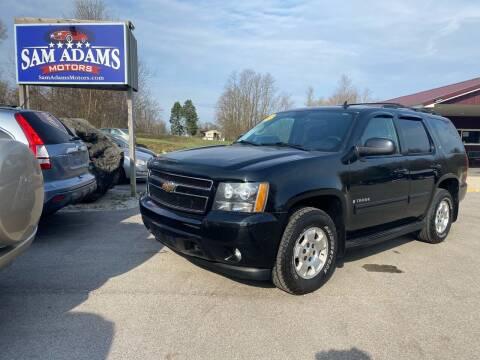 2009 Chevrolet Tahoe for sale at Sam Adams Motors in Cedar Springs MI