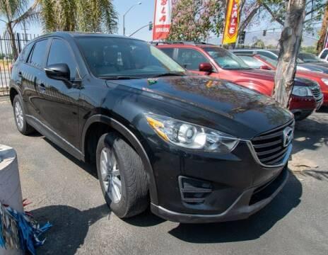 2016 Mazda CX-5 for sale at GQC AUTO SALES in San Bernardino CA
