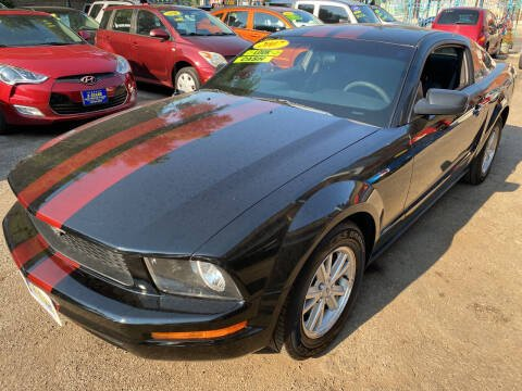 2007 Ford Mustang for sale at 5 Stars Auto Service and Sales in Chicago IL