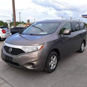 2014 Nissan Quest for sale at 1A Auto Mart Inc in Smyrna TN