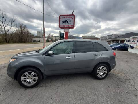 2008 Acura MDX for sale at Ford's Auto Sales in Kingsport TN