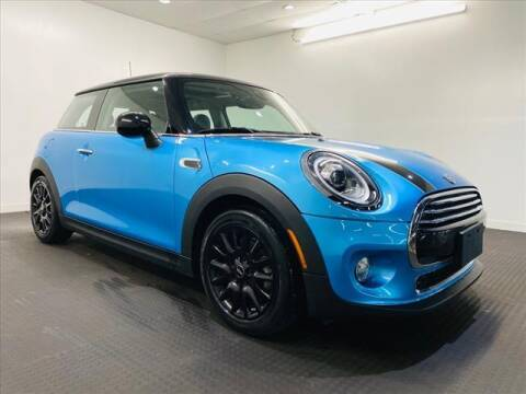 2019 MINI Hardtop 2 Door for sale at Champagne Motor Car Company in Willimantic CT