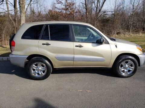 2002 Toyota RAV4 for sale at Joe Scurti Sales in Lambertville NJ