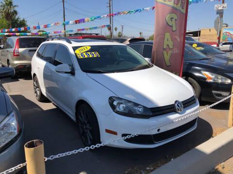 2011 Volkswagen Jetta for sale at Valley Auto Center in Phoenix AZ