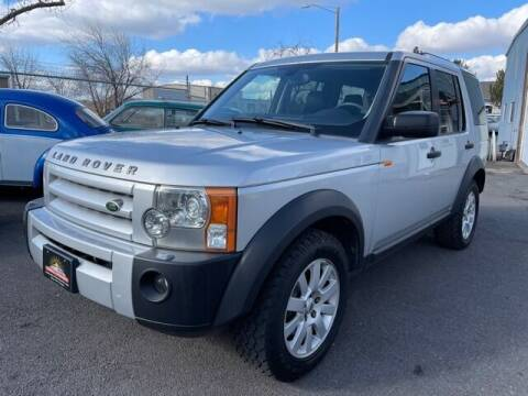 2005 Land Rover LR3 for sale at Parnell Autowerks in Bend OR