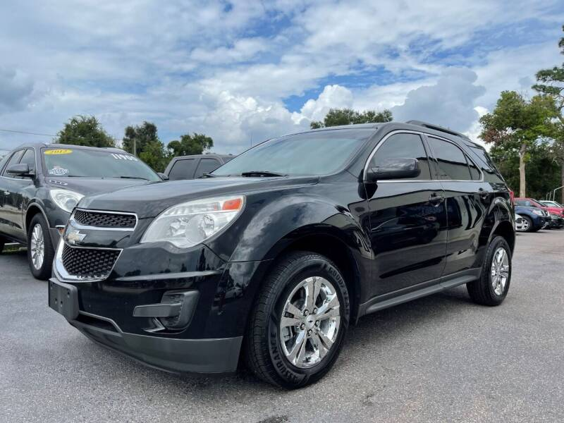 2015 Chevrolet Equinox for sale at Upfront Automotive Group in Debary FL