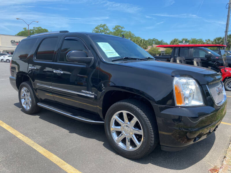 2012 GMC Yukon for sale at GOLD COAST IMPORT OUTLET in Saint Simons Island GA