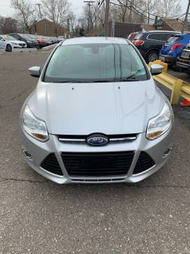 2012 Ford Focus for sale at Big Three Auto Sales Inc. in Detroit MI