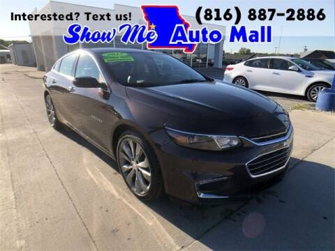 2016 Chevrolet Malibu for sale at Show Me Auto Mall in Harrisonville MO