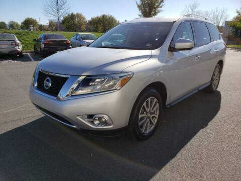 2015 Nissan Pathfinder for sale at SOUTH AMERICA MOTORS in Sterling VA