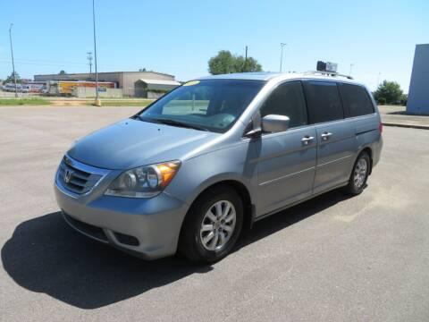 2010 Honda Odyssey for sale at Access Motors Co in Mobile AL