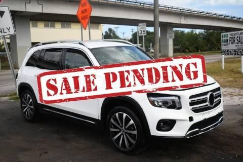 2020 Mercedes-Benz GLB for sale at STS Automotive - Miami, FL in Miami FL