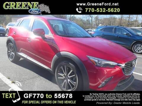 2016 Mazda CX-3 for sale at NMI in Atlanta GA