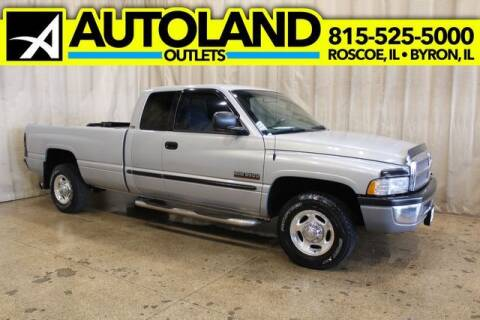 2000 Dodge Ram Pickup 2500 for sale at AutoLand Outlets Inc in Roscoe IL