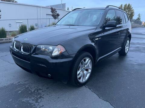 2006 BMW X3 for sale at Eco Auto Deals in Sacramento CA