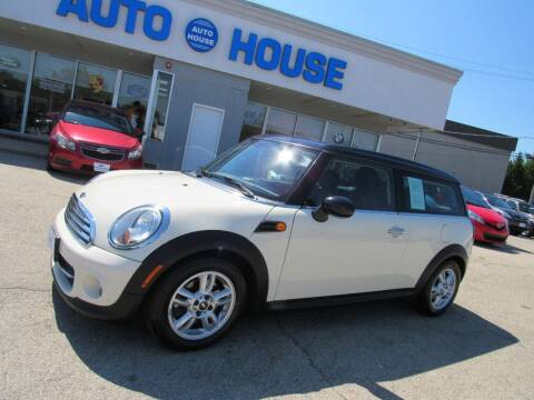 2013 MINI Clubman for sale at Auto House Motors in Downers Grove IL