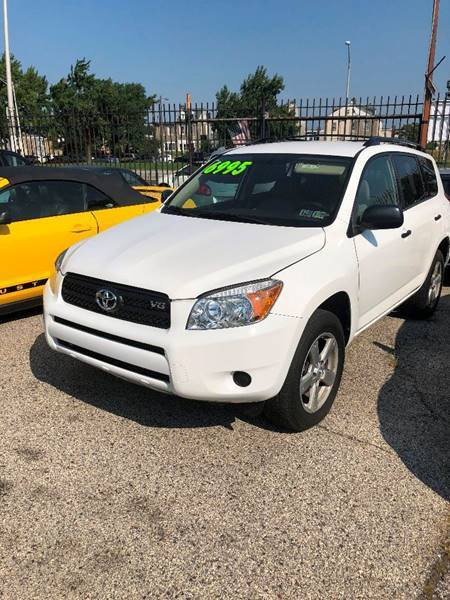 2006 Toyota RAV4 for sale at Z & A Auto Sales in Philadelphia PA