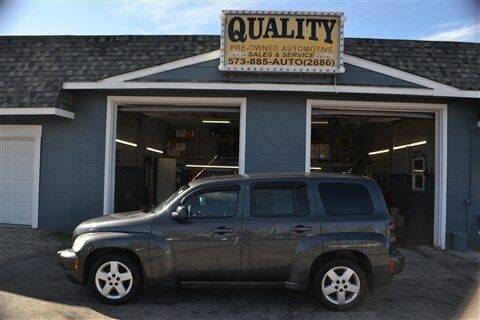 2010 Chevrolet HHR for sale at Quality Pre-Owned Automotive in Cuba MO