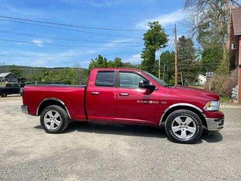 2011 RAM Ram Pickup 1500 for sale at Brush & Palette Auto in Candor NY