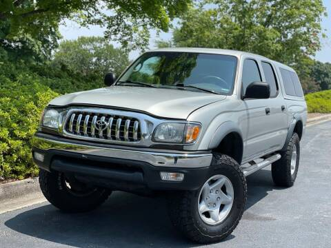 2002 Toyota Tacoma for sale at William D Auto Sales in Norcross GA