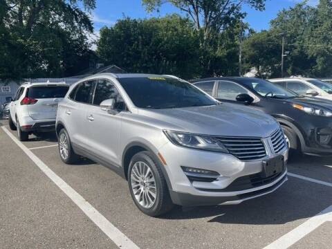 2018 Lincoln MKC for sale at SOUTHFIELD QUALITY CARS in Detroit MI