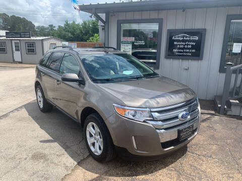 2014 Ford Edge for sale at Rutledge Auto Group in Palestine TX