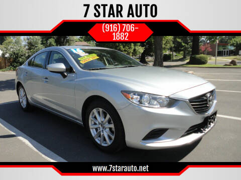 2016 Mazda MAZDA6 for sale at 7 STAR AUTO in Sacramento CA
