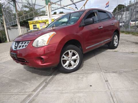 2011 Nissan Rogue for sale at Blackbull Auto Sales in Ozone Park NY