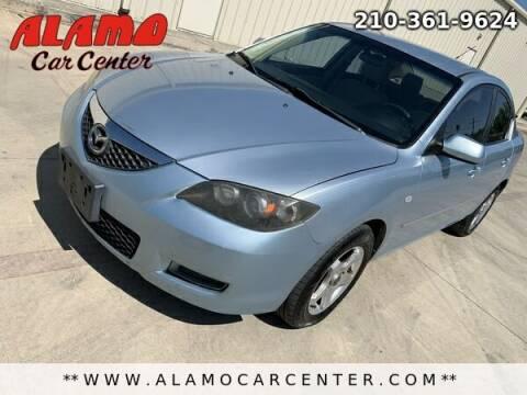 2007 Mazda MAZDA3 for sale at Alamo Car Center in San Antonio TX