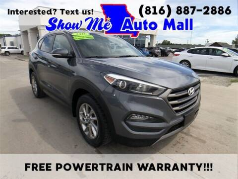 2016 Hyundai Tucson for sale at Show Me Auto Mall in Harrisonville MO