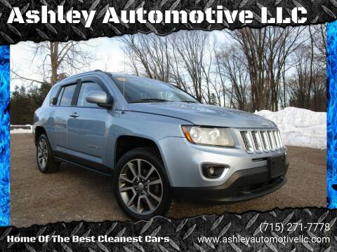 2014 Jeep Compass for sale at Ashley Automotive LLC in Altoona WI