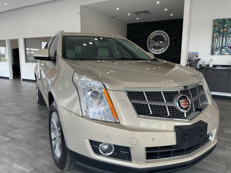 2011 Cadillac SRX for sale at Evolution Autos in Whiteland IN