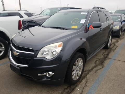2010 Chevrolet Equinox for sale at Cj king of car loans/JJ's Best Auto Sales in Troy MI