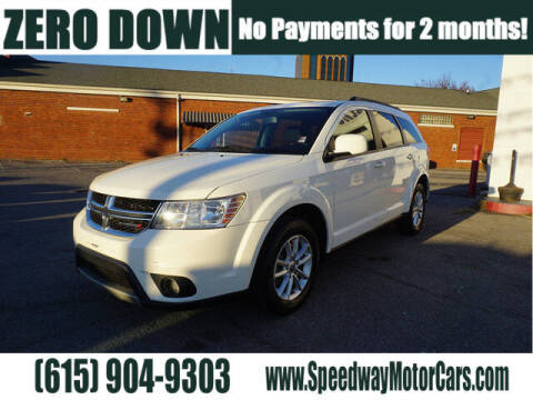 2014 Dodge Journey for sale at Speedway Motors in Murfreesboro TN